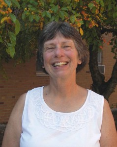 Nancy Burmeister MRWA Secretary