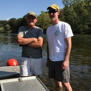 Reflections on the Lampricide - Muskegon River Watershed